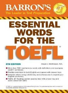 Image result for کدبندی لغات اسنشال تافل Essential words for the TOEFL