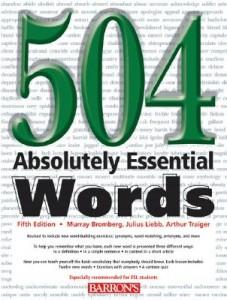 دانلود کتاب 504 واژه با ترجمه فارسی و تلفظ