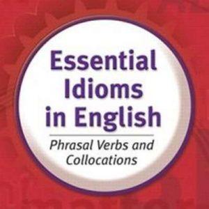 کتاب اصطلاحات ضروری انگلیسی Essential Idioms in English