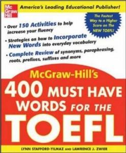 جزوه کدینگ لغات ۴۰۰ واژه تافل ۴۰۰ Must-Have Words for The TOEFL